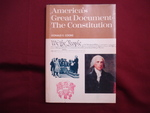 America's Great Document. the Constitution