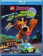 Lego Scooby-Doo! : Haunted Hollywood [Includes Digital Download] [Blu-Ray] [2016] [Region Free]