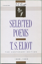 Selected Poems (the Centenary Edition, 1888-1988)