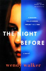 The Night Before [Advance Uncorrected Proofs]