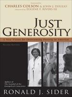 Just Generosity