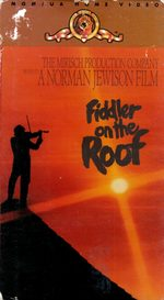 Fiddler on the Roof [Vhs]