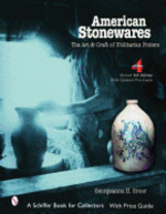 American Stonewares; the Art & Craft of Utilitarian Potters