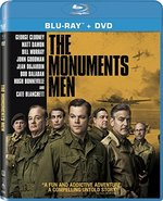 The Monuments Men [2 Discs] [Includes Digital Copy] [Blu-ray/DVD]