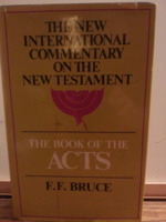 Commentary on the Book of Acts: The English Text with introduction, exposition and notes. New International Commentary on the New Testament series.