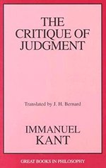The Critique of Judgment (Great Books in Philosophy)