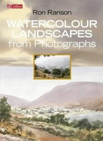 Watercolour Landscapes from Photographs