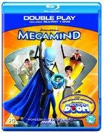 Megamind [2 Discs] [Blu-ray/DVD]