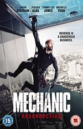 Mechanic: Resurrection [Dvd]