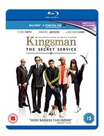 Kingsman the Secret Service-Bd [Blu-Ray]