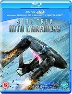 Star Trek Into Darkness [2 Discs] [Includes Digital Copy] [3D] [Blu-ray]