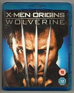 X-Men Origins. Wolverine. (3 Disc Set, Blu-Ray, Dvd and Pc)