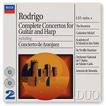 Rodrigo: Complete Concertos for Guitar and Harp