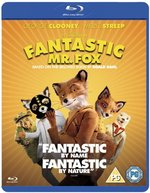 Fantastic Mr Fox [Blu-Ray]