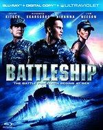 Battleship [Includes Digital Copy] [Blu-ray]