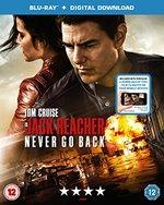 Jack Reacher: Never Go Back [Blu-Ray] [2016]