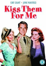 Kiss Them for Me [Dvd] [1957]