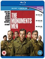 The Monuments Men [Blu-Ray] [2017]