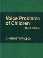 Voice Problems of Children