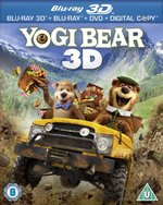 Yogi Bear [3D] [Blu-ray/DVD] [Includes Digital Copy]