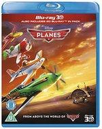 Planes [2 Discs] [3D] [Blu-ray]