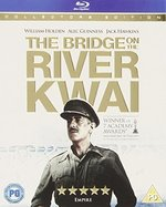 The Bridge on the River Kwai [Blu-Ray] [2011] [Region Free]