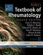 Kelley's Textbook of Rheumatology: 2-Volume Set, Expert Consult: Online and Print