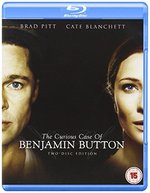 The Curious Case of Benjamin Button [Blu-Ray] [2009] [Region Free]