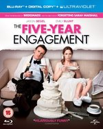 The Five Year Engagement [Blu-Ray]