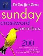 The New York Times Sunday Crossword Omnibus (Volume 11)