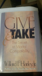 Give & Take: The Secret to Marital Compatibility.