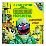 A Visit to the Sesame Street Hospital (Pictureback(R)) (Paperback)