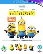 Minions [Blu-Ray] [2015]