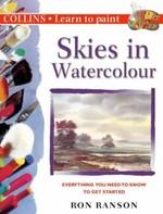 Skies in Watercolour