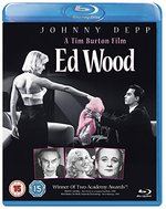 Ed Wood [Blu-Ray] [2016]