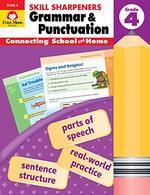 Grammar & Punctuation (Skill Sharpeners, Grade 4)