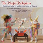 The Playful Pachyderm: Classic Miniatures for Bassoon and Orchestra