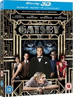 The Great Gatsby [2 Discs] [Includes Digital Copy] [3D] [Blu-ray]