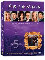 Friends: The Complete Fifth Season [4 Discs]