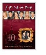 Friends: The Complete Tenth Season [4 Discs]