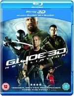 G.I. Joe: Retaliation [3D] [Blu-ray]