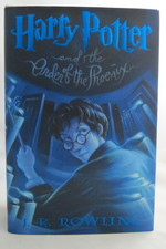 Harry Potter and the Order of the Phoenix (Dj Protected By a Brand New, Clear, Acid-Free Mylar Cover. )