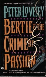 Bertie and the Crime of Passion Edwardian Detection