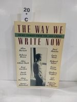 The Way We Write Now: Short Stories From the Aids Crisis