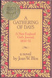 A Gathering of Days: A New England Girl's Journal, 1830-32: A Novel