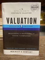 Valuation: Measuring and Managing the Value of Companies (Fourth Edition)