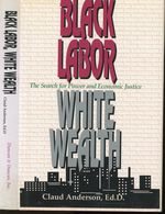 Black Labor White Wealth: the Search for Power and Economic Justice