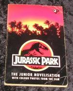 Jurassic Park-the Junior Novelisation