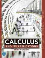 Calculus and Its Applications: Brief Version