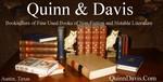 Quinn & Davis Booksellers